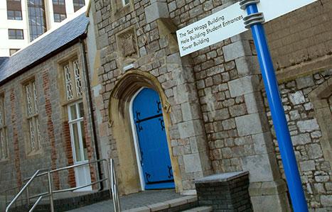 St Davids building