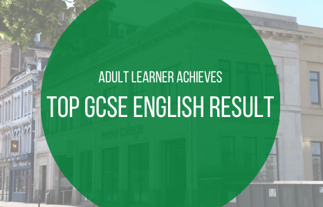 Adult GCSE Top Results